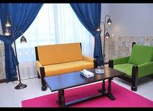 غرف سنجل و دبل في فندق 3 نجوم  في زمالك