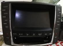 شاشة لكزس اي اس 2006 الى 2009 وارد امريكي