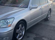 Used condition Lexus LS 2005 with  km mileage