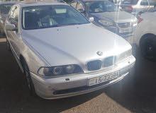 BMW 520 2001 - Manual