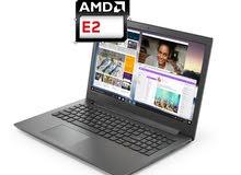 Lenovo AMD جديد وكفاله سنه..هاردسك 1 تيرا..كرت شاشه amd.