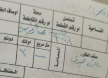 قطعه ارض 75م طابو ملك صرف في حي الجهاد او مراوس بسياره حديث