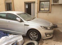 Automatic Silver Kia 2014 for sale