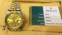 Rolex  ساعه