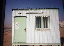غرفة جاهزه تصلح مكتب عقار او غرفة حارس