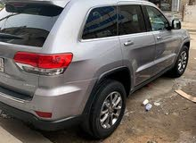 Gasoline Fuel/Power   Jeep Grand Cherokee 2016