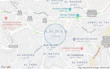ارض للبيع بصالحية العابد على شارعين رقم القطعة 1208 ورقم الحوض 8 اسم الحوض المرق