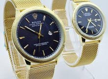 Rolex watches for couple