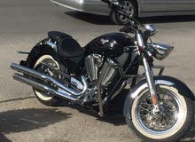 Used Victory motorbike up for sale in Amman