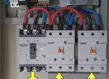 تصنيع و تجهيز لوحات كهربائية بور و كنترول