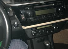 Toyota Corolla 2014 - Used