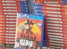لعبة ريد ديد 2 Red Dead Redemption 2