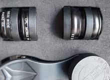 عدسات تصوير للهاتف 9 عدسات من شركة APEXEL