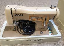 مكينة خياطة انكليزية اصلية للبيع   JOnes.