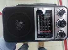 راديو توشيبا اصلى