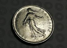5 French Francs 1972   فرنك