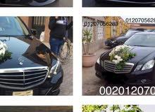مرسيدس وبي ام للايجار في مصر وسيارات مكشوفة وميكروباصات