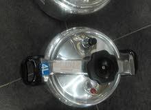 صفرية / طنجرة / حلة الضغط للطبخ