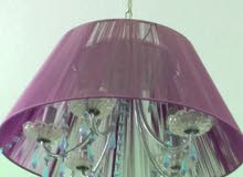 Used Lighting - Chandeliers - Table Lamps for sale for those interested