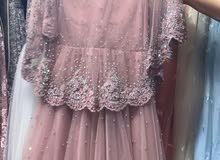 فستان استعمال مرة واحدة فقط