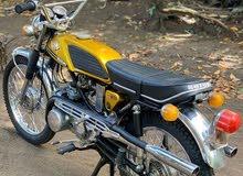 مطلوب دراجه 125 سي سي
