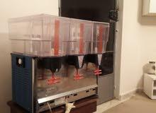 ماكينة تبريد العصير صنع ايطالية