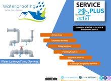 Water Proofing & Plumbing