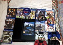 PS4 for sale in a perfect Condition 1 TB