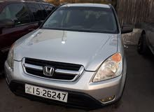 For sale a Used Honda  2002