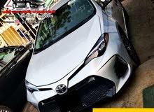 Toyota Corolla 2017 le for sael