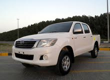 Toyota hilux 2014 Diesel 4X4