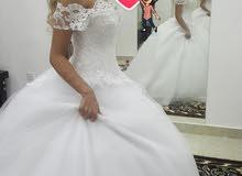 فستان زفاف خطبة للبيع