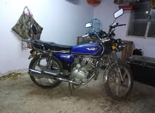 Aprilia motorbike available in Irbid