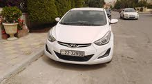 Hyundai Avante car is available for a Week rent