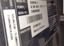شاشة ال جي 32 بوصة مستعمل للبيع بسعر مناسب