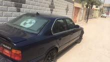 BMW 525 in Najaf