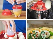 طقم سلق البيض المحشو بدون قشور ، شامل التوصيل للمنزل بدون تكلفة إضافية