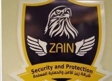 مطلوب موظفي امن للعمل في منطقة الدوار الثامن وجبل عمان الدوار الاول