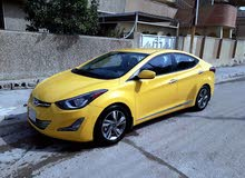 Used Hyundai Elantra for sale in Baghdad
