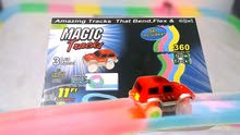 Magic Tracks race car