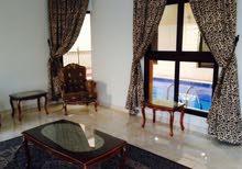 High class villa for rent opposit to Amwaj