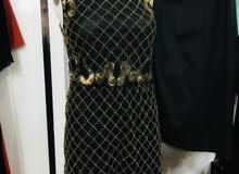 فستان بناتي جديد من انتي بوتيك مقاس s