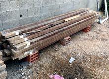 مطلوب خشب جاوي مستعمل