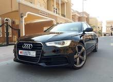Audi A6 S-Line 2013