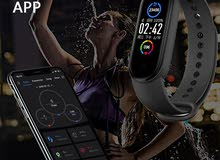 الساعات الذكيه M5 Sports Bracelet