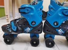للبيع skate shoes (احذية تزلج)  نظيفة جدا