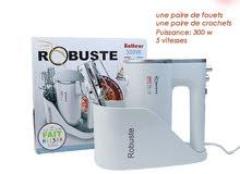"""بربروس  يقدم لكم الخلاط الكهربائي « باتور » من ماركة """" ROBUST"""