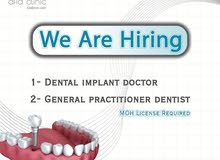 Dental Implant Doctor & General practitioner dentist