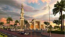 قطعة أرض للبيع   تصريح ارضى +أول  بمساحة 4174 قدم مربع  بمدينة تلال C  الشارقة