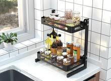 latest new kitchen shelf rack